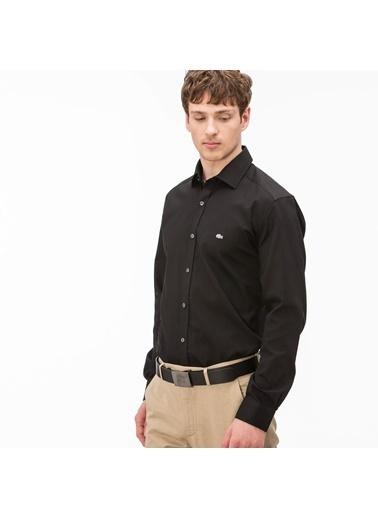 Lacoste Slim Fit Uzun Kollu Gömlek Renkli
